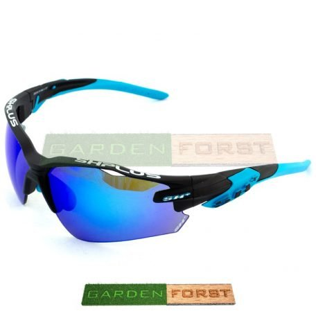 SH RG5000 BLACK MATT BLUE